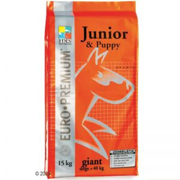 Euro Premium Junior Giant 15 kg